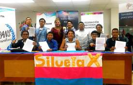 Asociación Silueta X presenta proyecto legal para la inclusión laboral en Ecuador-Federacion Ecuatoriana LGBTI-Plataforma Revolucion Trans-Transmasculinos Ecuador6