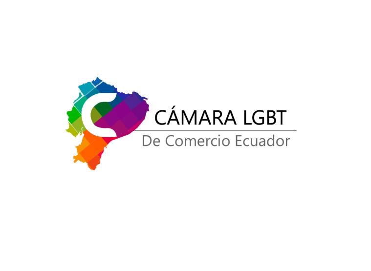 LOGO CÁMARA LGBT DE COMERCIO NEGOCIOS Y TURISMO ECUADOR en JPG