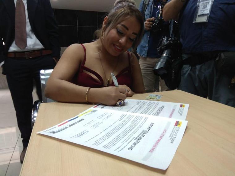 3er matrimono homosexual en Ecuador y el 1ero de hombres gays - Cámara LGBT Comercio Ecuador - Asociación Silueta X 6.jpg