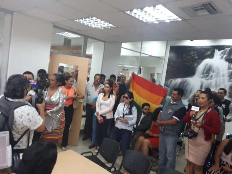 fotos del 2do matrimonio homosexual en Ecuador de Gina y Veronica en Santo Domingo de los Tsashilas 1.jpg