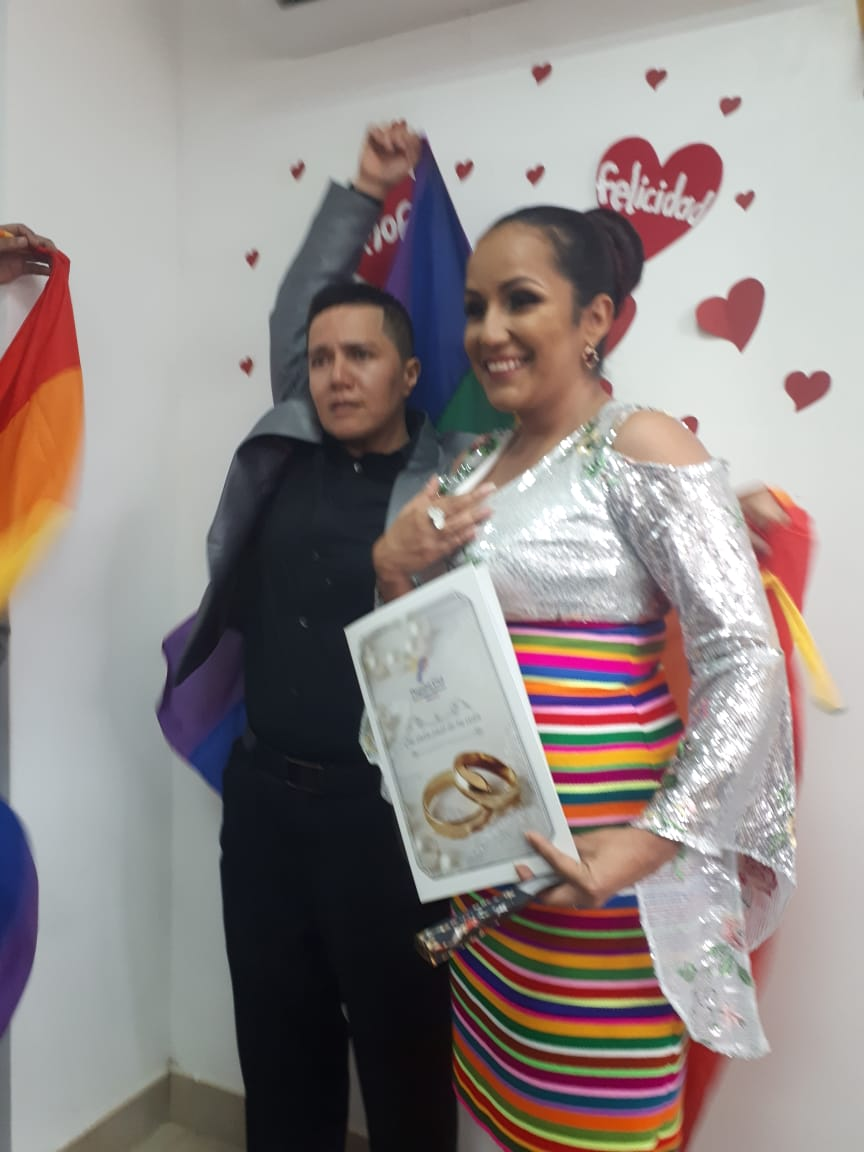 fotos del 2do matrimonio homosexual en Ecuador de Gina y Veronica en Santo Domingo de los Tsashilas 11.jpg