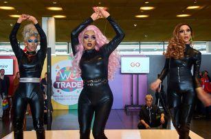 Cámara LGBT de comercio Ecuador en el We Trade Feria de oportunidades en Bogota Colombia (30)