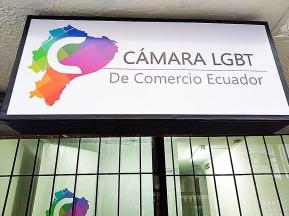 Exteriores de la oficina de la Cámara LGBT de comercio de Ecuador - Negocios y Turismo diverso en Quito y Guayaquil - Mañosca (2)