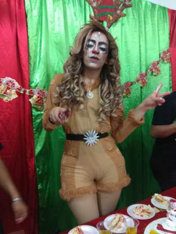Agasajo de niños con VIH - SIlueta X - Cámara LGBT - Transmasculinos Ecuador 2019 -niños enfermeddes catastroficas (25)