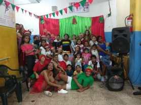 Agasajo de niños con VIH - SIlueta X - Cámara LGBT - Transmasculinos Ecuador 2019 -niños enfermeddes catastroficas (43)