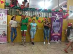 Agasajo de niños con VIH - SIlueta X - Cámara LGBT - Transmasculinos Ecuador 2019 -niños enfermeddes catastroficas (48)