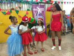 Agasajo de niños con VIH - SIlueta X - Cámara LGBT - Transmasculinos Ecuador 2019 -niños enfermeddes catastroficas (69)