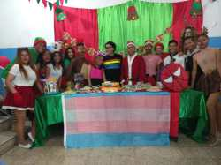 Agasajo de niños con VIH - SIlueta X - Cámara LGBT - Transmasculinos Ecuador 2019 -niños enfermeddes catastroficas (78)