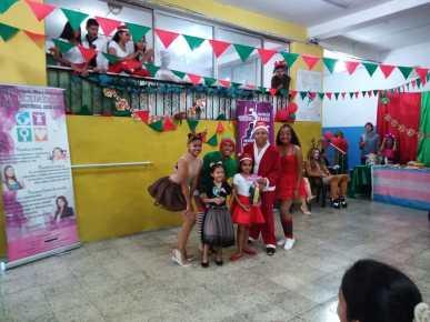 Agasajo de niños con VIH - SIlueta X - Cámara LGBT - Transmasculinos Ecuador 2019 -niños enfermeddes catastroficas (88)