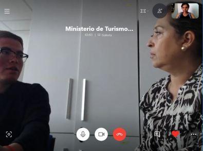 Cámara LGBT de Comercio Ecuador se reunión con Subsecretaria de Mercado y Atracción de Inversiones del Ministerio de Turismo (5)