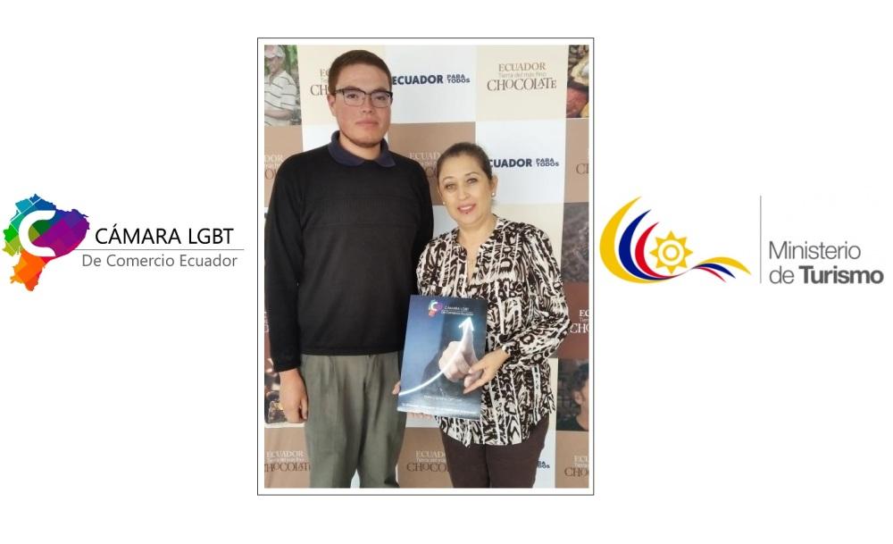Cámara LGBT de Comercio Ecuador se reunión con Subsecretaria de Mercado y Atracción de Inversiones del Ministerio de Turismo Emilio Cruz