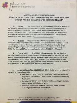 Acuerdo Entre la Camara LGBT de Comercio Ecuador y la NGLCC (2)